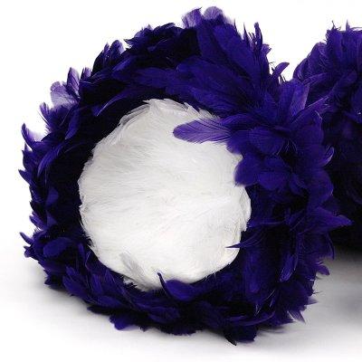 画像1: ウリウリ【紫/白/脱着不可】
