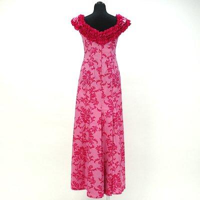 画像2: プリンセス・カイウラニ・ファッション・ムームー【ピンク】