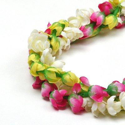 画像1: ローズバット&ピカケ・ツイステッドレイ【黄色&ピンク】
