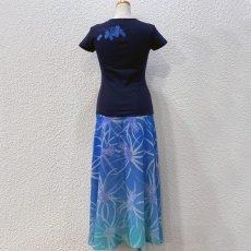 画像2: フライスTシャツ&2wayスカート コーディネートセット (2)