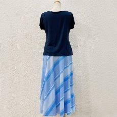画像2: ルースフィットTシャツ&2wayスカート コーディネートセット (2)